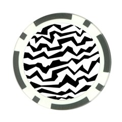 Polynoise Bw Poker Chip Card Guard