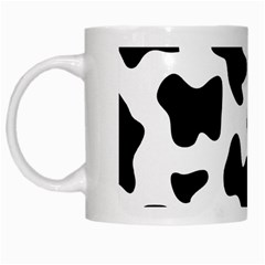 Animal Print Black And White Black White Mugs