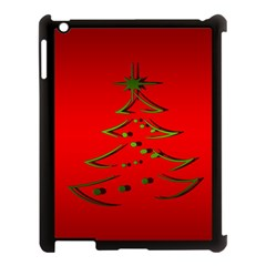 Christmas Apple Ipad 3/4 Case (black) by BangZart