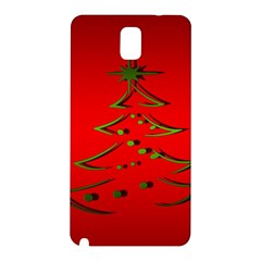 Christmas Samsung Galaxy Note 3 N9005 Hardshell Back Case