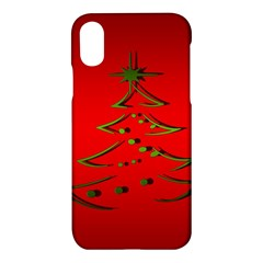Christmas Apple Iphone X Hardshell Case