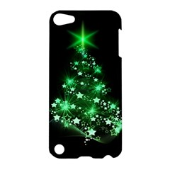 Christmas Tree Background Apple Ipod Touch 5 Hardshell Case by BangZart