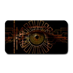 Eye Technology Medium Bar Mats by BangZart