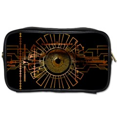 Eye Technology Toiletries Bags 2 Side by BangZart