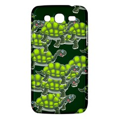 Seamless Tile Background Abstract Samsung Galaxy Mega 5 8 I9152 Hardshell Case  by BangZart