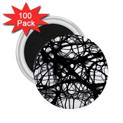 Neurons Brain Cells Brain Structure 2 25  Magnets (100 Pack)