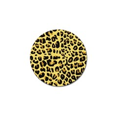 Animal Fur Skin Pattern Form Golf Ball Marker (10 Pack) by BangZart