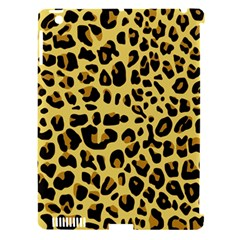 Animal Fur Skin Pattern Form Apple Ipad 3/4 Hardshell Case (compatible With Smart Cover)