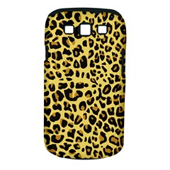 Animal Fur Skin Pattern Form Samsung Galaxy S Iii Classic Hardshell Case (pc+silicone)