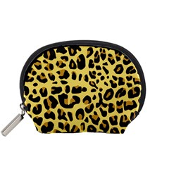 Animal Fur Skin Pattern Form Accessory Pouches (small)