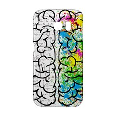 Brain Mind Psychology Idea Hearts Galaxy S6 Edge by BangZart