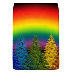 Christmas Colorful Rainbow Colors Flap Covers (s)
