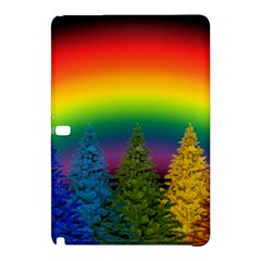 Christmas Colorful Rainbow Colors Samsung Galaxy Tab Pro 12 2 Hardshell Case