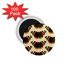 Butterfly Butterflies Insects 1 75  Magnets (100 Pack)