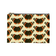 Butterfly Butterflies Insects Cosmetic Bag (large)  by BangZart