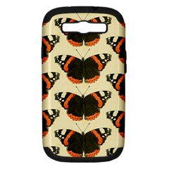 Butterfly Butterflies Insects Samsung Galaxy S Iii Hardshell Case (pc+silicone)
