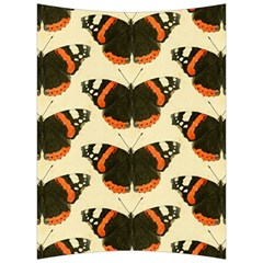 Butterfly Butterflies Insects Back Support Cushion