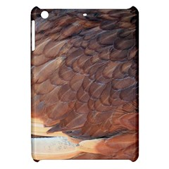 Feather Chicken Close Up Red Apple Ipad Mini Hardshell Case