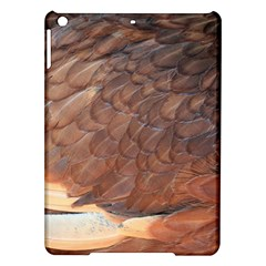 Feather Chicken Close Up Red Ipad Air Hardshell Cases by BangZart