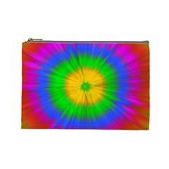 Spot Explosion Star Experiment Cosmetic Bag (large)  by BangZart