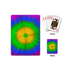 Spot Explosion Star Experiment Playing Cards (mini)