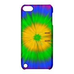 Spot Explosion Star Experiment Apple Ipod Touch 5 Hardshell Case With Stand