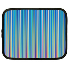 Colorful Color Arrangement Netbook Case (xl)