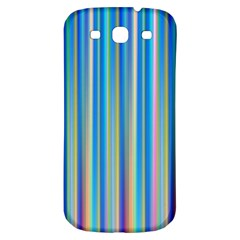 Colorful Color Arrangement Samsung Galaxy S3 S Iii Classic Hardshell Back Case