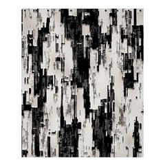 Pattern Structure Background Dirty Shower Curtain 60  X 72  (medium)  by BangZart