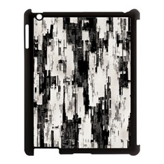 Pattern Structure Background Dirty Apple Ipad 3/4 Case (black)
