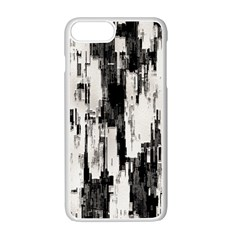 Pattern Structure Background Dirty Apple Iphone 7 Plus Seamless Case (white)