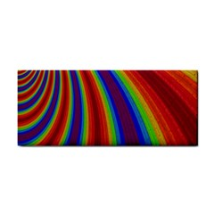 Abstract Pattern Lines Wave Cosmetic Storage Cases by BangZart