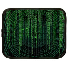 Matrix Communication Software Pc Netbook Case (large) by BangZart