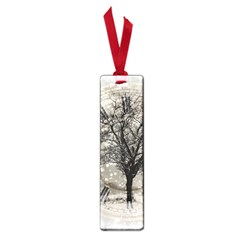 Snow Snowfall New Year S Day Small Book Marks