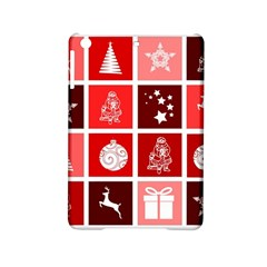 Christmas Map Innovative Modern Ipad Mini 2 Hardshell Cases by BangZart