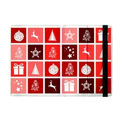 Christmas Map Innovative Modern Ipad Mini 2 Flip Cases by BangZart