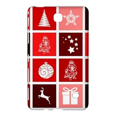 Christmas Map Innovative Modern Samsung Galaxy Tab 4 (7 ) Hardshell Case
