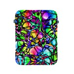Network Nerves Nervous System Line Apple iPad 2/3/4 Protective Soft Cases Front