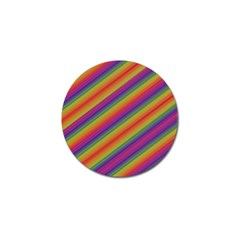 Spectrum Psychedelic Golf Ball Marker (10 Pack)