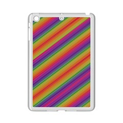 Spectrum Psychedelic Ipad Mini 2 Enamel Coated Cases by BangZart