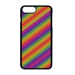 Spectrum Psychedelic Apple Iphone 8 Plus Seamless Case (black)
