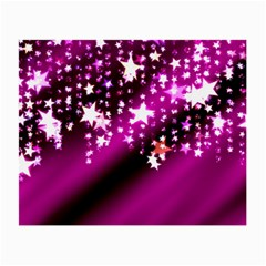 Background Christmas Star Advent Small Glasses Cloth