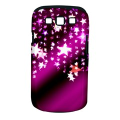 Background Christmas Star Advent Samsung Galaxy S Iii Classic Hardshell Case (pc+silicone)