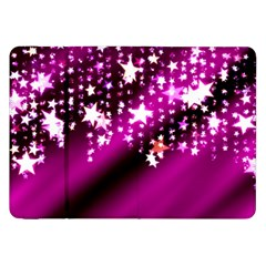 Background Christmas Star Advent Samsung Galaxy Tab 8 9  P7300 Flip Case by BangZart
