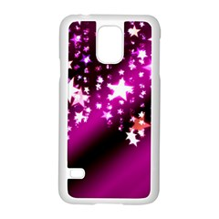 Background Christmas Star Advent Samsung Galaxy S5 Case (white)