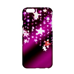 Background Christmas Star Advent Apple Iphone 6/6s Hardshell Case by BangZart