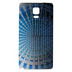 Data Computer Internet Online Galaxy Note 4 Back Case by BangZart