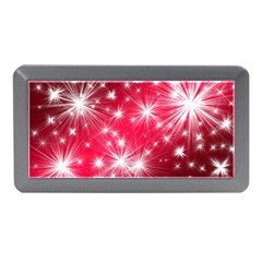 Christmas Star Advent Background Memory Card Reader (mini) by BangZart