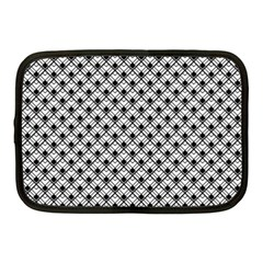 Geometric Scales Pattern Netbook Case (medium)  by jumpercat