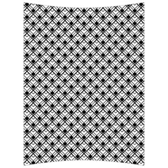 Geometric Scales Pattern Back Support Cushion